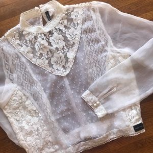 Wildflower x Element Eden Lace Long Sleeve